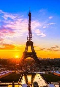 Du lịch Paris từng bước phục hồi sau vụ tấn công khủng bố