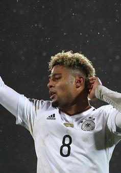 Vòng loại World Cup 2018: Gnabry lập hat-trick, ĐT Đức đè bẹp San Marino 8 bàn trắng