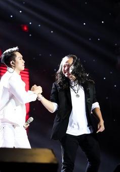 """Sing My Song: Khoảnh khắc Lê Minh Sơn """"bung lụa"""" trên sân khấu vì giọng ca rock"""