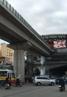 Nhiều vụ tai nạn khi thi công tuyến đường sắt Cát Linh – Hà Đông