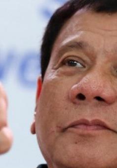"""""""Người trừng phạt"""" Rodrigo Duterte tuyên chiến với tội phạm ở Philippines"""
