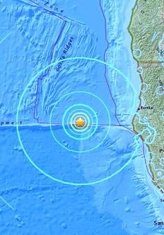 Động đất 6,8 độ richter tại California, Mỹ