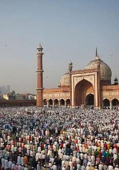 Người Hồi giáo đón lễ Eid al-Adha