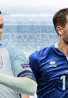 EURO 2016 vòng 1/8, Anh – Iceland: Khó có bất ngờ! (2h00 ngày 28/6 trên VTV3 & VTV3HD)