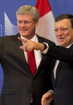 Châu Âu và Canada chính thức ký Hiệp định Thương mại tự do