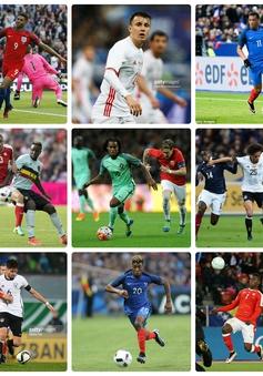 10 tài năng trẻ đáng chú ý nhất EURO 2016