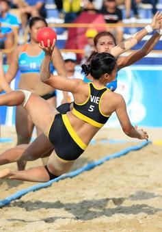 ABG 2016: Vượt qua Thái Lan, ĐT bóng ném nữ Việt Nam giành quyền vào chung kết gặp ĐT Trung Quốc