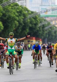 [KT] Chặng 5 giải xe đạp Quốc tế VTV Cup - Tôn Hoa Sen 2016: Nguyễn Thành Tâm giành chiến thắng