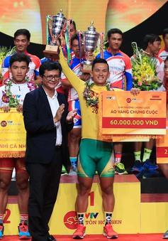 """Gala trao giải """"Giải xe đạp quốc tế VTV – Cúp Tôn Hoa Sen"""": Lễ vinh danh đặc biệt"""