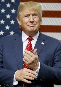 Tổng thống Mỹ Donald Trump bắt đầu chuyến thăm châu Á
