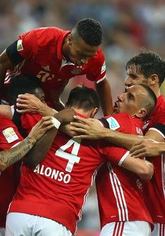 VIDEO, Lewandowski lập hat-trick, Bayern đại thắng trận khai màn Bundesliga