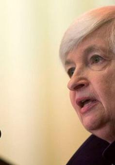 FED chưa xác định thời điểm tăng lãi suất