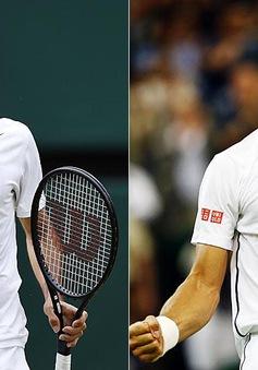Lịch thi đấu Wimbledon 2016 ngày 27/6: Djokovic, Federer ra quân may mắn?