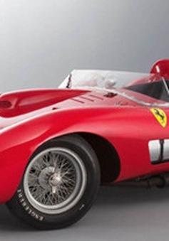 Ferrari 335S đời 1957 được bán đấu giá 35 triệu USD