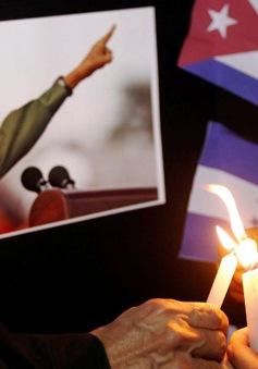 Hôm nay (4/12), Quốc tang lãnh tụ Fidel Castro