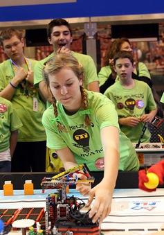 Australia: Thi chế tạo robot từ Lego dành cho học sinh