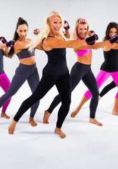 Piloxing - phương pháp thể dục mới giúp phụ nữ giảm cân