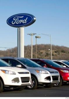 Ford bị phạt 1 triệu USD do vi phạm quy định về môi trường