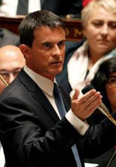 Chính phủ Pháp đối mặt với cuộc bỏ phiếu bất tín nhiệm