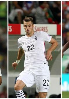 Danh sách ĐT Pháp dự EURO 2016: Payet và Kante lên tuyển
