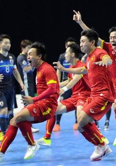 Ngày mai (21/7), ĐT Futsal Việt Nam hội quân hướng tới World Cup Futsal