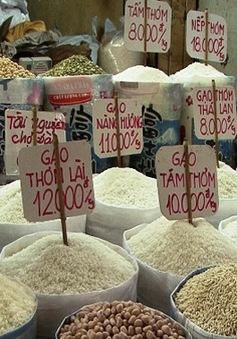 Tái cơ cấu nông nghiệp, thương hiệu gạo Việt vẫn bị bỏ quên