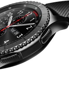 Samsung Gear S3 hết hàng đặt mua trước tại Anh