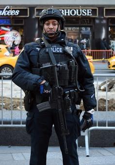 Thành phố New York thắt chặt an ninh đêm Giáng sinh