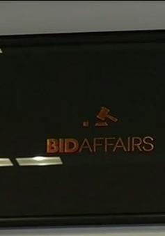 BidAffairs – Website chuyên bán hàng cao cấp giảm giá