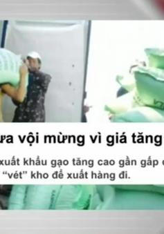 """Điểm báo 20/4: Hạn mặn khiến giá gạo tiếp tục """"nhảy"""" vọt"""