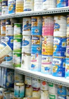 Quản lý giá sữa từ khâu bán lẻ