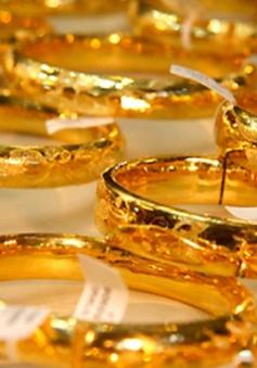 Giá vàng trong nước giảm gần 200.000 đồng\lượng