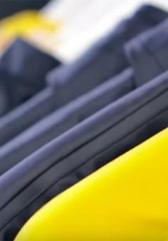 Phần lớn các loại quần áo khoác đều chứa chất độc hại