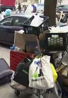 Người vô gia cư - Vấn đề nan giải của thành phố New York