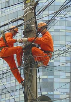 Phấn đấu giảm tỷ lệ tổn thất điện năng xuống dưới 5,1%