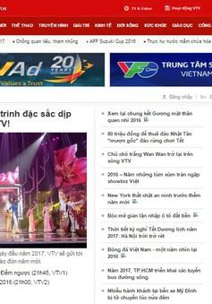 VTV News chính thức ra mắt giao diện mới