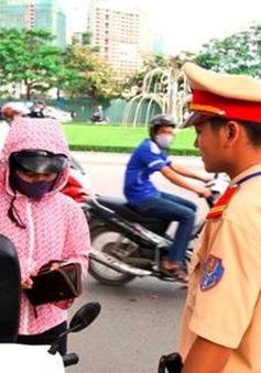 Mức phạt mới với các lỗi vi phạm giao thông thường gặp
