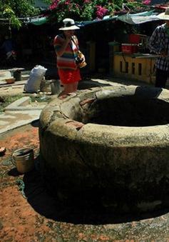 Quảng Nam: Phát hiện giếng Chăm cổ gần 900 năm tuổi