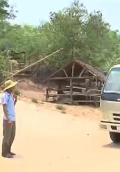 Bình Định: Người làng Hà Ri lập tổ, chốt giữ rừng