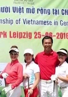 Kết nối người Việt tại châu Âu qua Giải Golf mở rộng