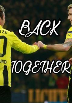 Gotze trở lại Dortmund: Khi bộ đôi Reus - Gotze tái hợp