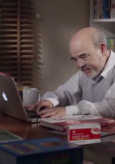 Bí quyết sống vui khỏe, làm việc hiệu quả ở tuổi 70 của GS. Đặng Hùng Võ