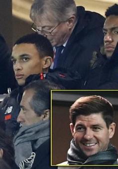 Những vị khách đặc biệt trong trận Liverpool-Stoke
