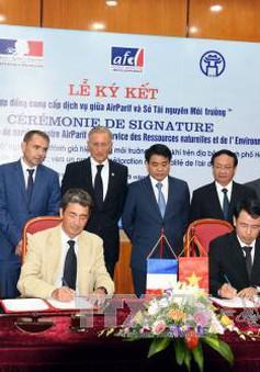 Pháp hỗ trợ Hà Nội 120.000 Euro quản lý môi trường không khí