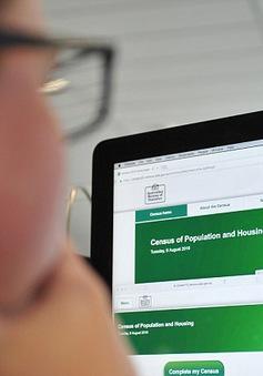 Trang mạng cơ quan thống kê Australia bị tin tặc tấn công