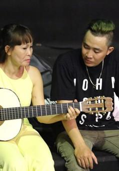 Vietnam's Got Talent 2016: Thí sinh khiếm thị Dancesport trổ tài chơi đàn guitar