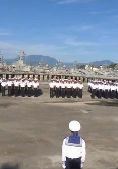 Hải quân tăng cường huấn luyện