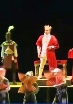 Vở kịch Hamlet phiên bản Việt được đón nhận nồng nhiệt tại Singapore