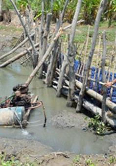 Bộ Y tế hướng dẫn xử lý nước vùng hạn mặn