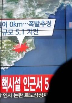 """Mỹ tuyên bố """"sẽ có phản ứng thích đáng"""" việc Triều Tiên thử thành công bom H"""